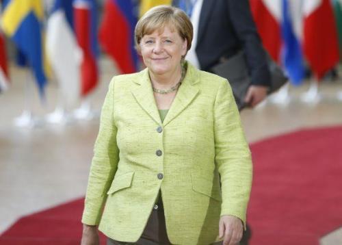 """素有""""铁娘子""""之称的德国总理默克尔 宣布放弃连任"""