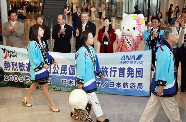多数中国自由行旅客都是女性