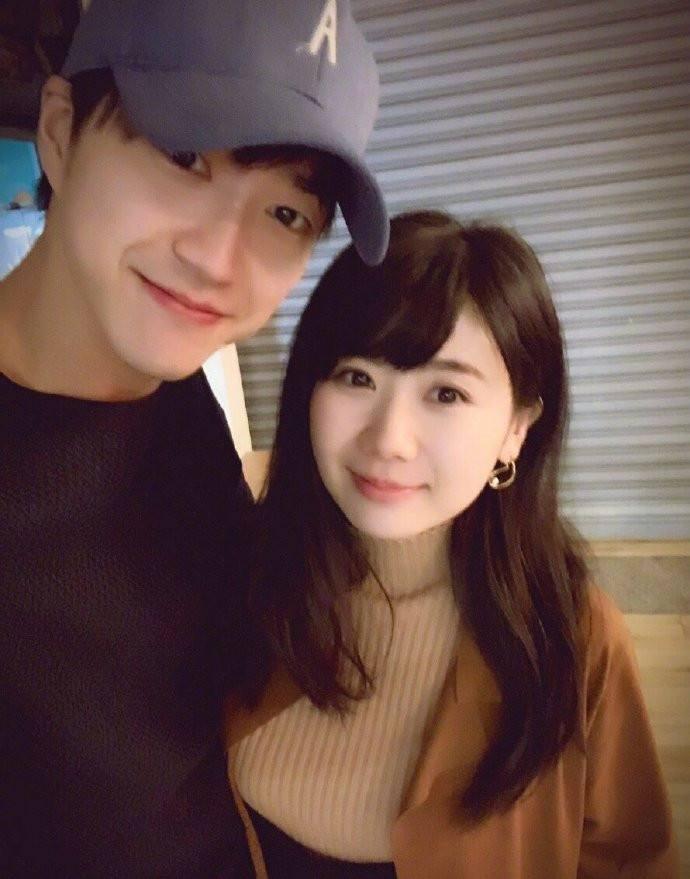 江宏杰5日宣布福原爱怀二胎喜讯 表示目前老婆已经怀孕6个月多